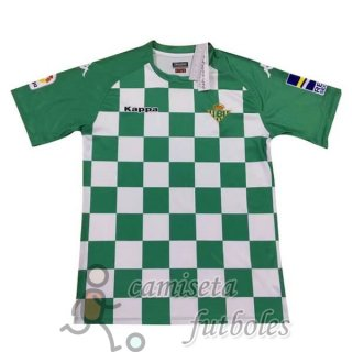 Édition Commémorative Camiseta Real Betis 2019 2020 Verde camisetafutboles